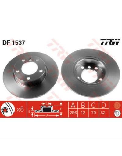 DISCURI DE FRANA FATA BMW - TRW - Discuri de Frana Fata