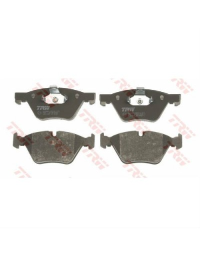 SET PLACUTE FRANA FATA BMW - TRW - Placute de Frana Fata