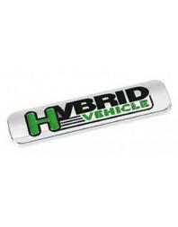 """EMBLEMA CROMATA 3D BI-COLOUR """"HYBRID"""" 100X25MM - LAMPA - Accesorii"""