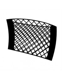 Buzunar din plasa elastica pt. portbagaj/scaun NS-6 40x25 cm - LAMPA - Portbagaj