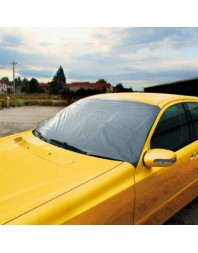 """Husa parbriz anti-inghet """"Basic""""cu ventuze incluse 180x85cm - LAMPA - Parasolare auto"""