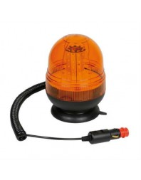 Lampa de avertizare cu LED si baza magnetica - LAMPA - Girofaruri