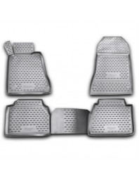 Covoras auto MERCEDES-BENZ E-class W210 1995-2002, 4 buc. - NOVLINE - E-CLASS