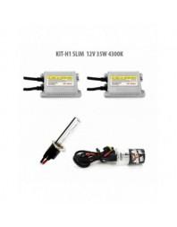 H1 SLIM 12V 35W 4300K - Carguard - Kit Xenon