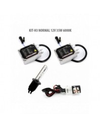 H3 NORMAL 12V 35W 6000K - Carguard - Kit Xenon