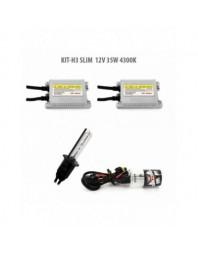 H3 SLIM 12V 35W 4300K - Carguard - Kit Xenon