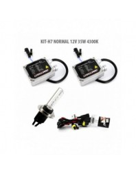 H7 NORMAL 12V 35W 4300K - Carguard - Kit Xenon