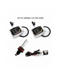 H11 NORMAL 12V 35W 4300K - Carguard - Kit Xenon
