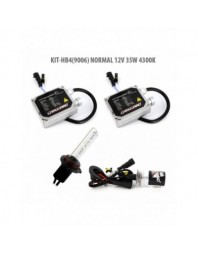 HB4(9006) NORMAL 12V 35W 4300K - Carguard - Kit Xenon