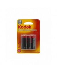 Set 2 baterii tip.R14 Kodak Zinc Extra Heavy Duty - Kodak - Baterii
