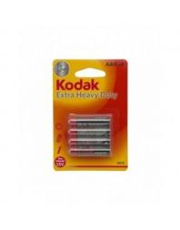Set 4 baterii AAA Kodak Zinc Extra Heavy Duty - Kodak - Baterii