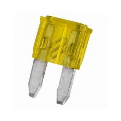 Siguranta mini tip cutit 11x8,6mm 20A