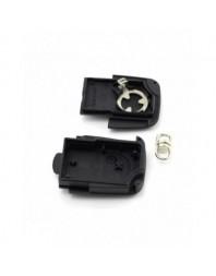 Audi - Accesoriu carcasa cheie 2 butoane, fara buton panica, cu baterie 1616 - Carguard - Audi