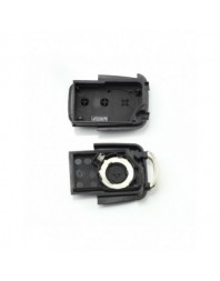 Volkswagen - Accesoriu carcasa tip cheie briceag cu 3 butoane - Carguard - Volkswagen