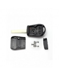 BMW - Carcasa cheie 3 butoane cu lama 2 piste (model nou) - Carguard - BMW