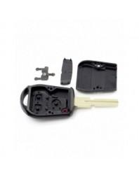 BMW - Carcasa cheie 3 butoane cu lama 4 piste (model nou) - Carguard - BMW