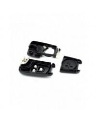 Opel / Chevrolet - Carcasa tip cheie briceag cu 3 butoane - Carguard - Carcase de chei