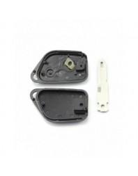 Citroen / Peugeot - Carcasa cheie 2 butoane fara suport de baterie - - Carcase de chei