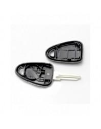 Fiat - Carcasa pt. cheie cu transponder, 1 buton - Carguard - Fiat