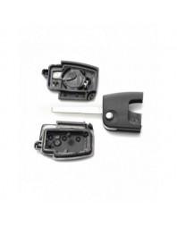 Ford - Carcasa tip cheie briceag cu 3 butoane - Carguard - Ford
