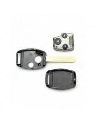 Honda Carcasa cheie, 2 butoane (cu soclu pt. chip) - Carguard - Honda