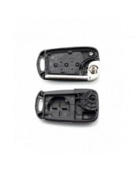 Hyundai - Carcasa cheie tip briceag, 3 butoane, lama pe stanga - Carguard - Hyundai