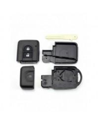 Nissan - Carcasa cheie 3 butoane - - Nissan