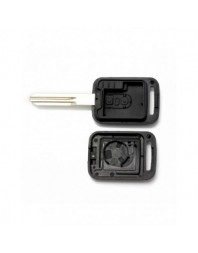Nissan - carcasa cheie 2 butoane, (model dreptunghiular) - - Nissan