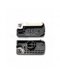 Nissan - Carcasa cheie tip briceag 2+1 butoane (modificat) - - Nissan