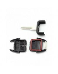 Opel - Carcasa cheie cu 3 butoane, lama pe dreapta - - Opel