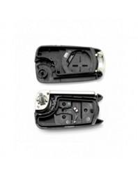 Carcasa cheie Briceag din cheie cu lama fixa cu 2 Butoane- Opel - - Opel