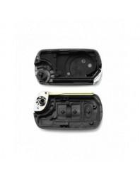 Land Rover Carcasa cheie tip briceag 3 butoane (Stil BMW) - - Land Rover