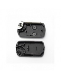 Land Rover Carcasa cheie tip briceag 2 butoane, cu pregatire pt. chip - - Land Rover