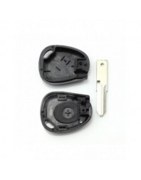 Renault - Carcasa cheie cu 1 buton - - Renault