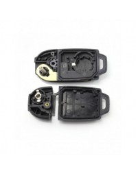 VOLVO Carcasa cheie tip briceag 4 butoane - - Volvo