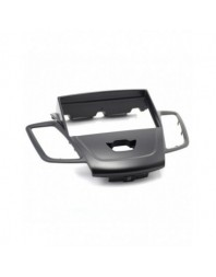 Adaptor 2 DIN FORD Fiesta wo/display (Black) 2008- - - Ford