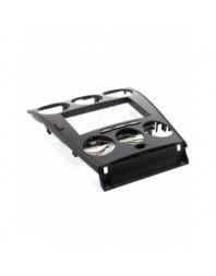 Adaptor 2 DIN MAZDA 6 ( Manual Air-Condition) 2002-2007, Atenza 2002-2007 w/pocket (PCB for Manual Air-Conditioning) - - Mazda