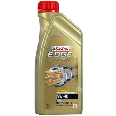 CASTROL EDGE TURBO DIESEL 5W-40 1L PD
