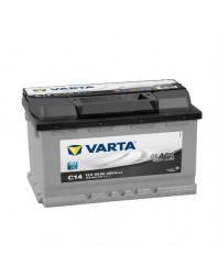 ACUMULATOR VARTA BLACK DYNAMIC 56 Ah - Varta - Acumulatori