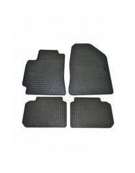 Covorase Hyundai Elantra 6 2016- , presuri , negre, 4 buc. - Best Auto Vest - Covorase