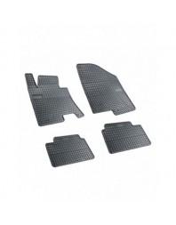 Covorase Kia Ceed 2 2012- , presuri , negre, 4 buc - Best Auto Vest - Covorase