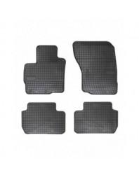 Covorase Mitsubishi Outlander 3 2014- , presuri , negre , 4 buc. - Best Auto Vest - Covorase