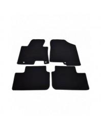 Covorase mocheta Kia CEED 3/2012- Negru, set de 4 bucati - Best Auto Vest - Covorase