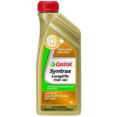 CASTROL SYNTRAX LONG LIFE 75W140 1L