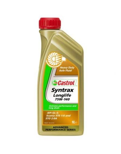 CASTROL SYNTRAX LONG LIFE 75W140 1L - Castrol - Ulei Transmisie