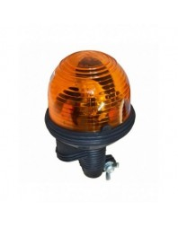 Girofar auto Carpoint 12V 55W orange flexibil profesional, plastic ABS, fixare cu conector - Carpoint Olanda - Girofaruri