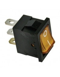 Intrerupator auto Carpoint 12V 15A Orange , comutator mini 13,00 x 18.90 m - Carpoint Olanda - Intrerupatoare
