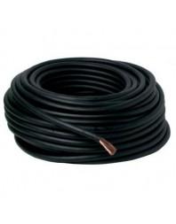 Cabluri transfer curent baterii 25 mm ˛ Negru pentru borna negativa , cablaj auto la metru - Real Parts Olanda - Cabluri pornire