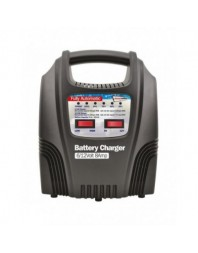 Incarcator acumulator auto automat marca Streetwize 6/ 12V 8Amp redresor cu led nivel incarcare a bateriei - Streetwize - Red...