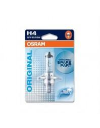 Bec H4 12V 60/55W P43t (BLISTER) - Osram - Halogen